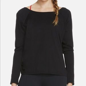 NWT Fabletics Switchback Tee ll